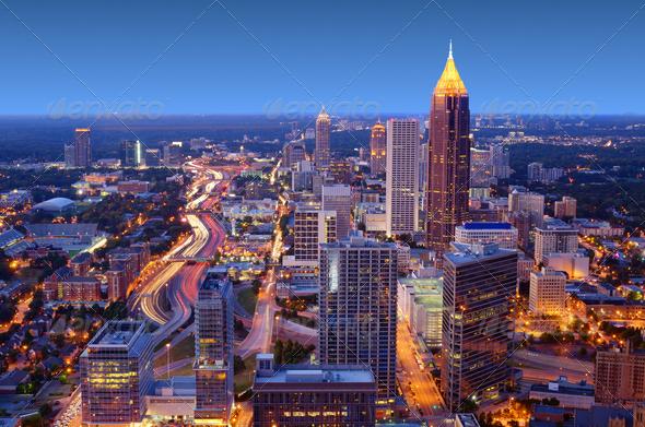 PhotoDune Atlanta 2660883