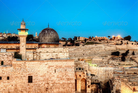 Al Aqsa - Stock Photo - Images