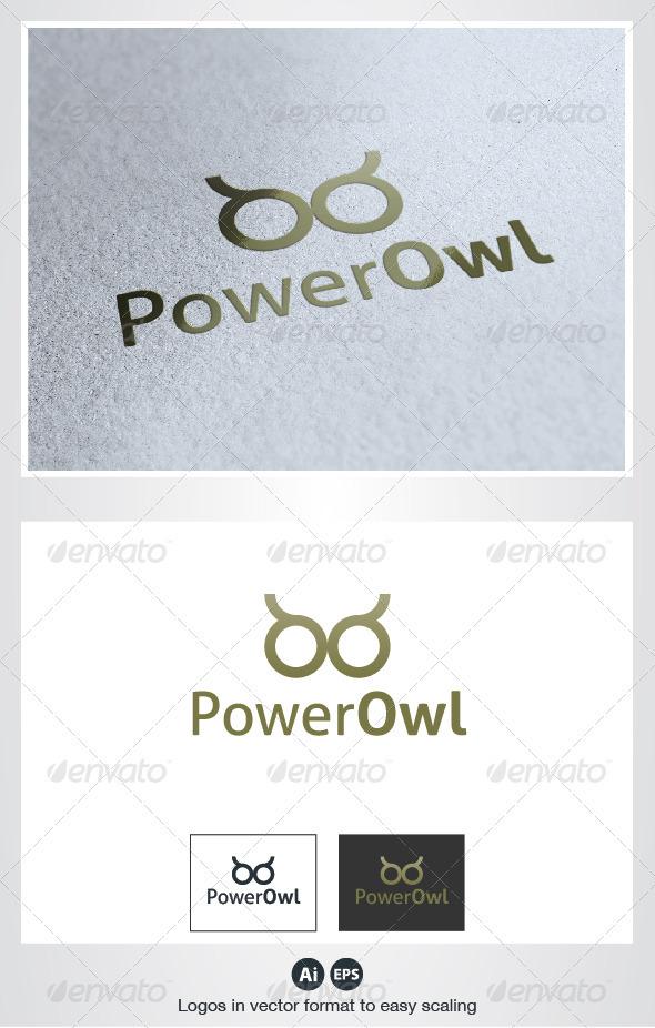 Power Owl Logo