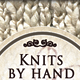 Wool Knit Textures; Knitted by Hand - GraphicRiver Item for Sale