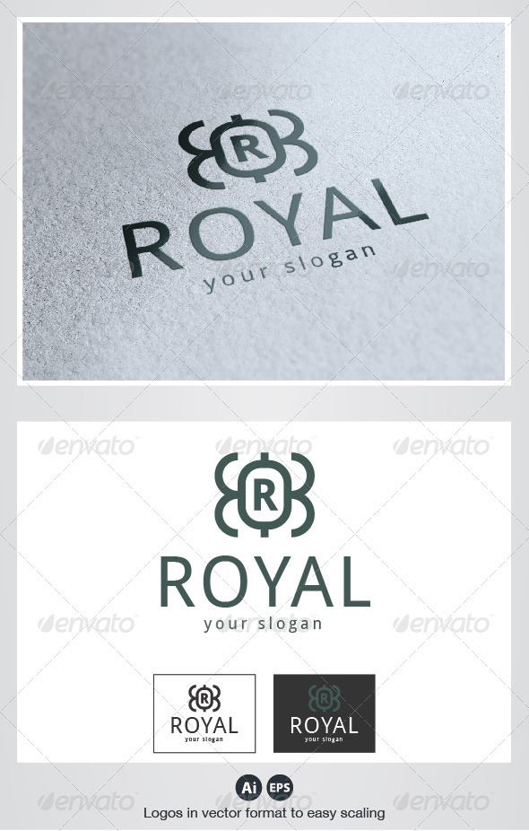 GraphicRiver Royal logo 2660611