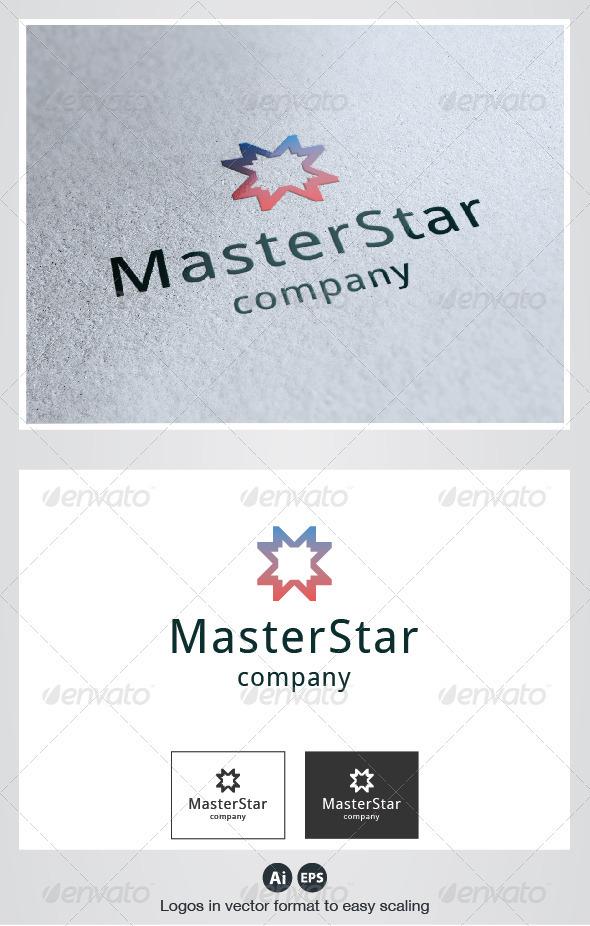 Master Star Logo