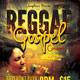 Reggae Gospel Concert Flyer Template - GraphicRiver Item for Sale