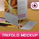 Tri-fold Brochure Mock-up - GraphicRiver Item for Sale