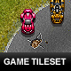 2D Racing game tileset - GraphicRiver Item for Sale