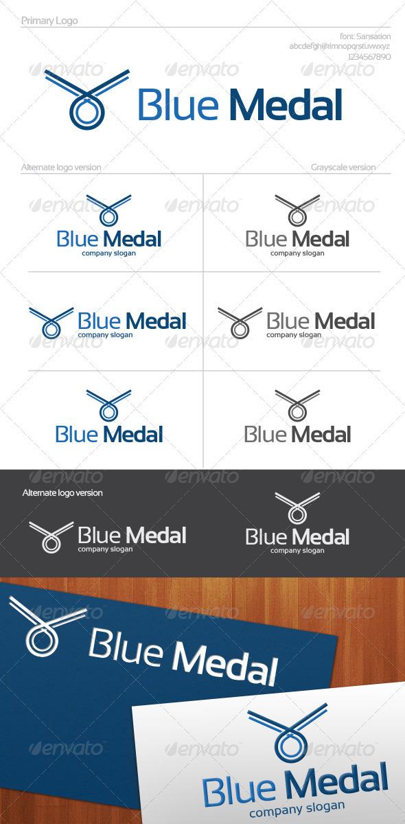 Blue Medal Logo
