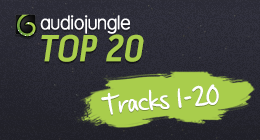 AudioJungle Top 20, Voted by You!