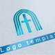 Amortina Construction Logo Template - GraphicRiver Item for Sale