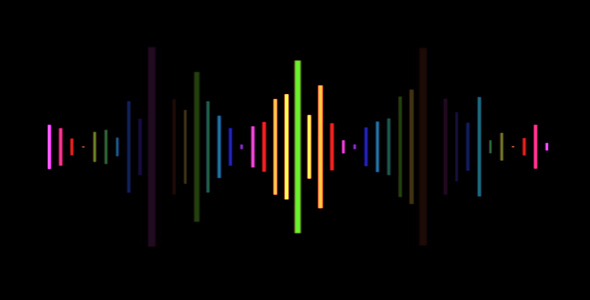 Music Spectrum Loop HD- Pack 7