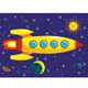Space Rocket - GraphicRiver Item for Sale