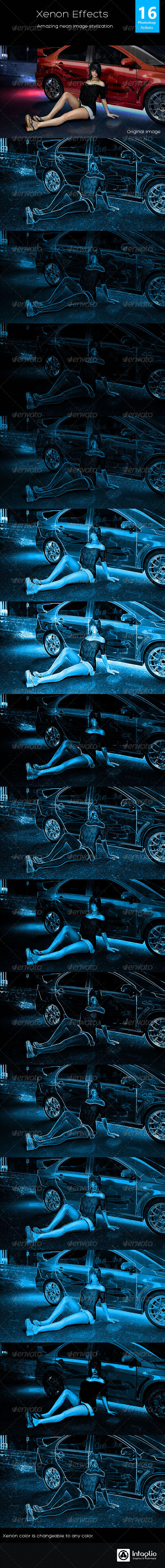 GraphicRiver Xenon Effects 2664243