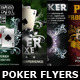 Poker Magazine Ads-Flyers Template Bundle - GraphicRiver Item for Sale
