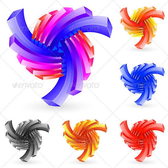 GraphicRiver Ornamental symbol 2664972