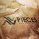 Pieces Logo - GraphicRiver Item for Sale