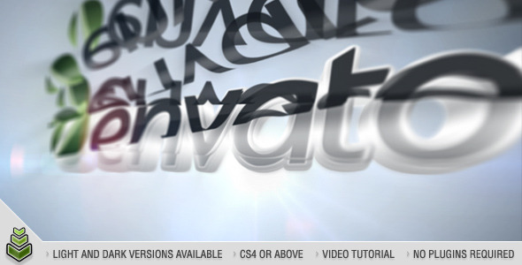After Effects Project - VideoHive Simple Logo v3 2665173