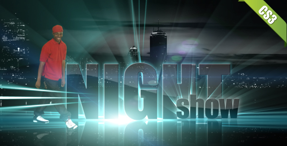 After Effects Project - VideoHive Night Show Opening 96389