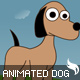 Animated Dog with Editable Message Panel - ActiveDen Item for Sale