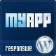 MyApp Responsive WP Theme for App Developers