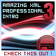 Amazing XML Professional Intro 03 - ActiveDen Item for Sale