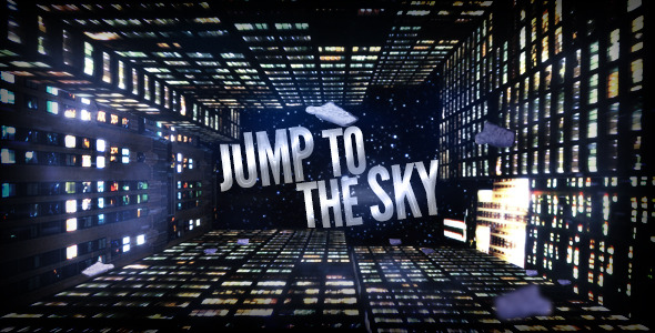 VideoHive Jump To The Sky AE Template 2668192