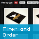 jQuery Sort and Order Portfolio Plugin - CodeCanyon Item for Sale