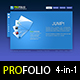 PROFOLIO - ThemeForest Item for Sale