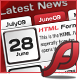 XML News (Categories and New Post Notifications) - ActiveDen Item for Sale
