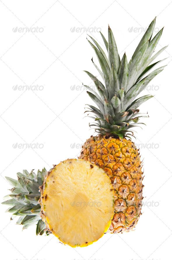 Fresh pineapple - Stock Photo - Images