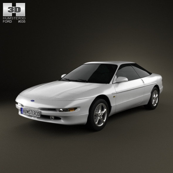 3DOcean Ford Probe GT 1995 2672612