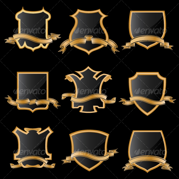GraphicRiver Coat of arms 96635