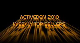Weekly Top Sellers 2010