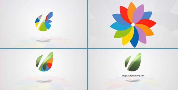 VideoHive Flower Logo Openers 2675841
