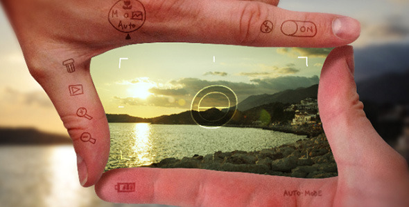 After Effects Project - VideoHive Perfect Frame 2675857