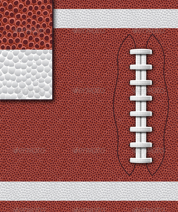 GraphicRiver Football Pattern Background 2676155