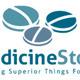 Medicine Store Logo