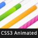 Stylish Css3 Animated Progress Bar