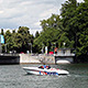 Boat Passing Under Bridge - VideoHive Item for Sale