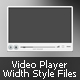 Video Player With .asl File - GraphicRiver Item for Sale