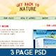 Get Back To Nature – Photoshop  Free Download