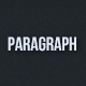 Paragraph - Premium WordPress Theme - ThemeForest Item for Sale