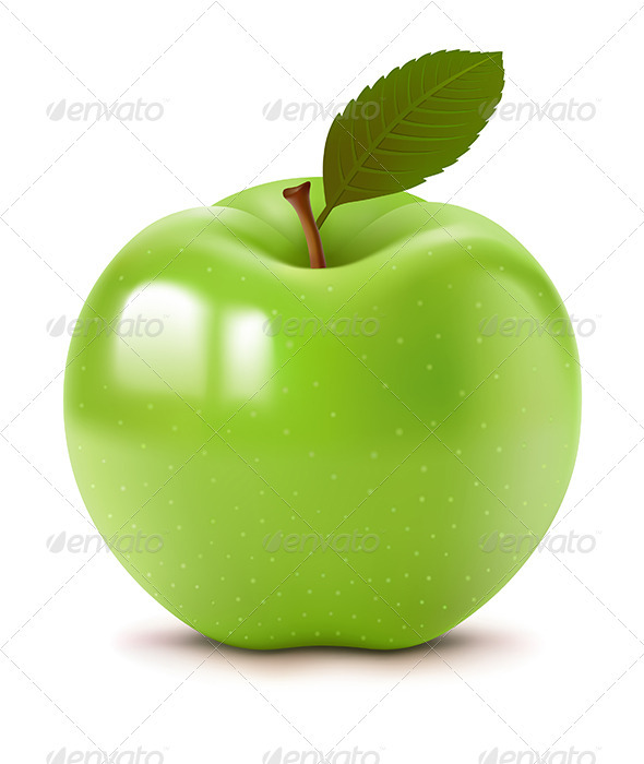 Green Apple Graphicriver