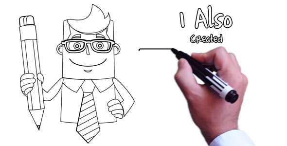 VideoHive Whiteboard Animation 2678559