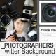 Photographers Twitter Background
