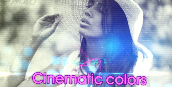 VideoHive Cinematic Colors-Elegant Slide Show 2679486