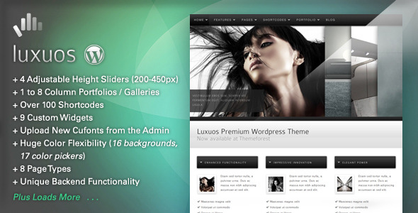 Luxuos - The featured Image
