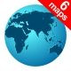 World maps - GraphicRiver Item for Sale