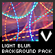 Light blur backgrouns pack - GraphicRiver Item for Sale