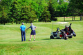 Seniors Golfing - PhotoDune Item for Sale