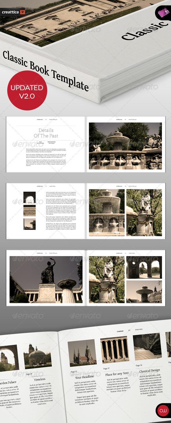 GraphicRiver Book & Brochure Classic Series 237730