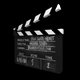 Film Slate Clapperboard - 3DOcean Item for Sale